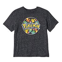 Boys 4-7 Pokémon Ball Tee