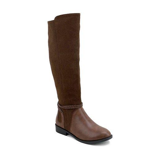 Olivia Miller Woodside Women's Knee High Boots