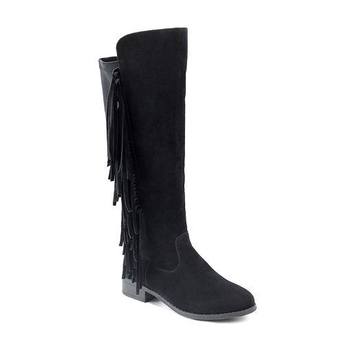 Olivia Miller Corona Women's Knee High Boots