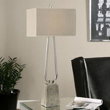 Carugo Geometric Table Lamp