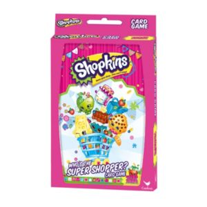 Shopkins Top Trump Card Game by Cardinal