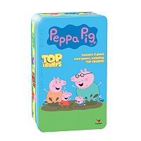 Peppa Pig Top Trumps Card Game by Cardinal