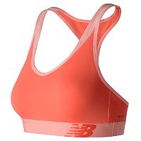 New Balance Bras: Pace Solid Medium-Impact Sports Bra WB71034