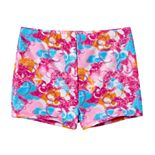 Girls 4-16 Jacques Moret Funky Love Pattern Shorts