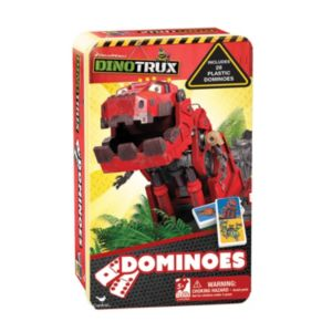 Dreamworks Dinotrux Dominoes Set by Cardinal