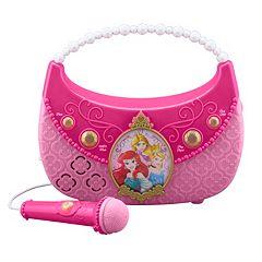 Disney Princess Sing Along Boombox by Kid Designs