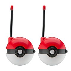 Pokemon Short-Range Walkie Talkies by Kid Designs