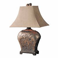 Xander Textured Table Lamp
