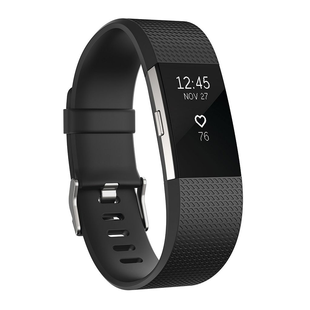 Fitbit Charge 2 Heart Rate Activity Tracker