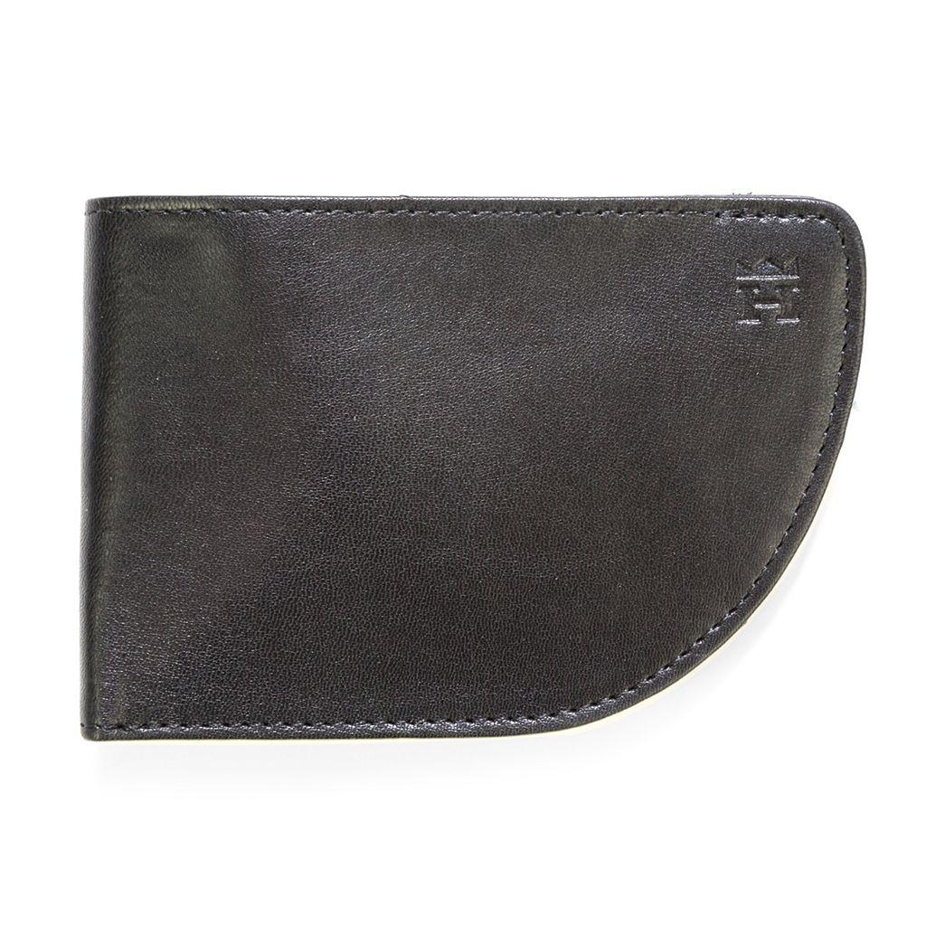 Men's Haggar Leather Curved Front-Pocket Wallet