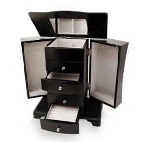 Mele Designs Roxbury Wooden Jewelry Box