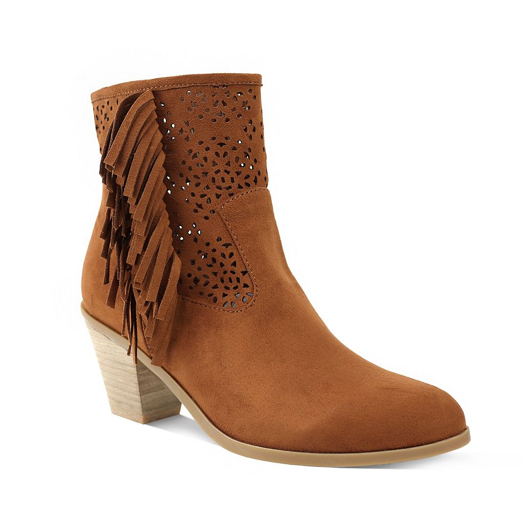 Olivia Miller Tremont Women's Ankle Boots