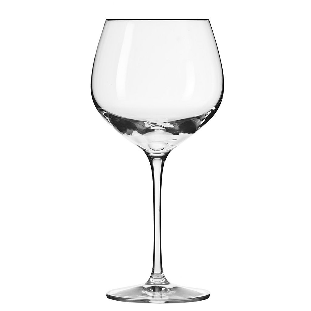 Krosno Nina 6-pc. Red Wine Glass Set