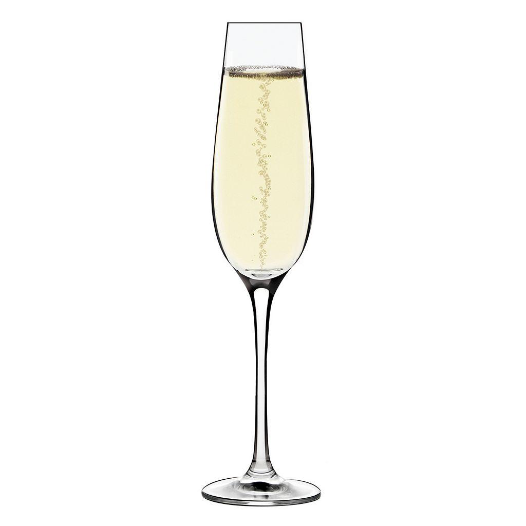 Krosno Nina 6-pc. Champagne Flute Set