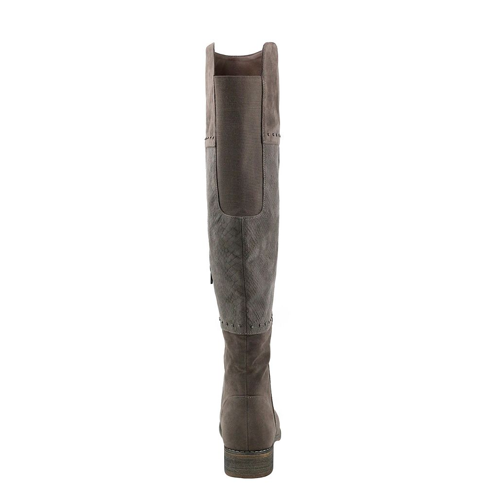 Olivia Miller Bedford Women's Over-The-Knee Boots
