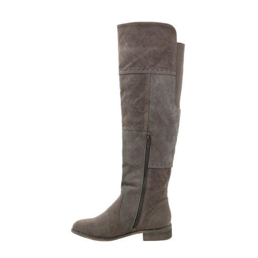 Olivia Miller Bedford Women's Over-The-Knee Boots