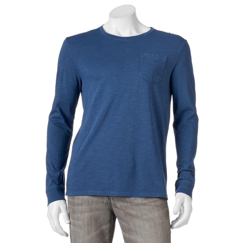 Men's SONOMA Goods for Life™ Garment-Dyed Pocket Tee