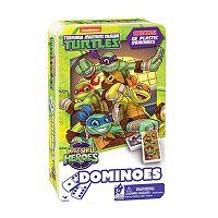Teenage Mutant Ninja Turtles Half-Shell Heroes Dominoes Set by Cardinal