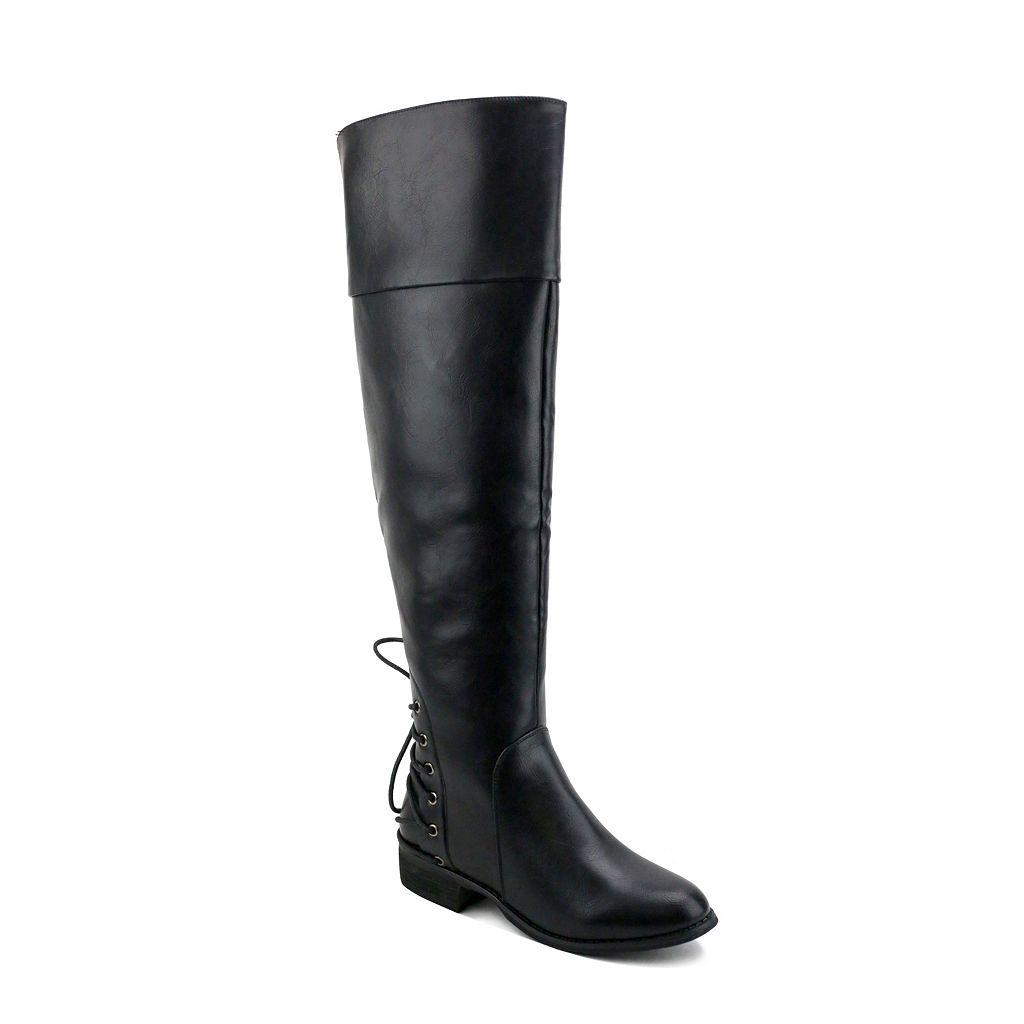 Olivia Miller Rector Women's Over-The-Knee Boots