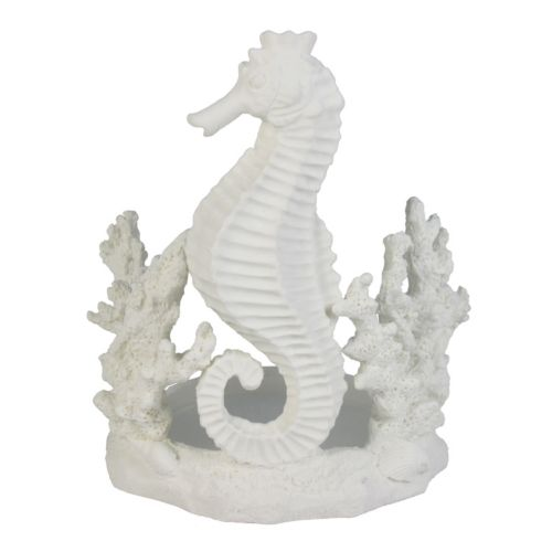 SONOMA Goods for Life™ Faux Coral Seahorse Candle Holder Sleeve