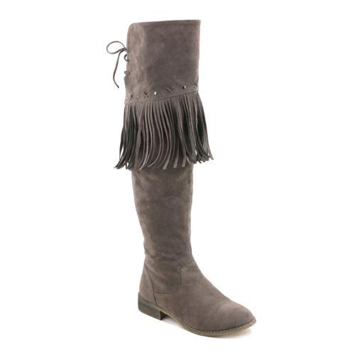 Olivia Miller Woodhaven Women's Over-The-Knee Boots