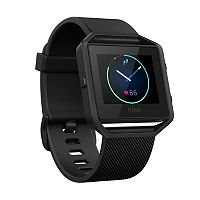 Fitbit Blaze Smart Fitness Watch (Special Edition Gunmetal)
