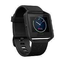 Fitbit Blaze Smart Fitness Watch (Special Edition Gunmetal)