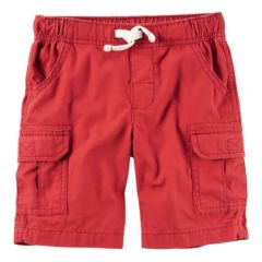 Boys Red Kids Toddlers Shorts - Bottoms, Clothing | Kohl's