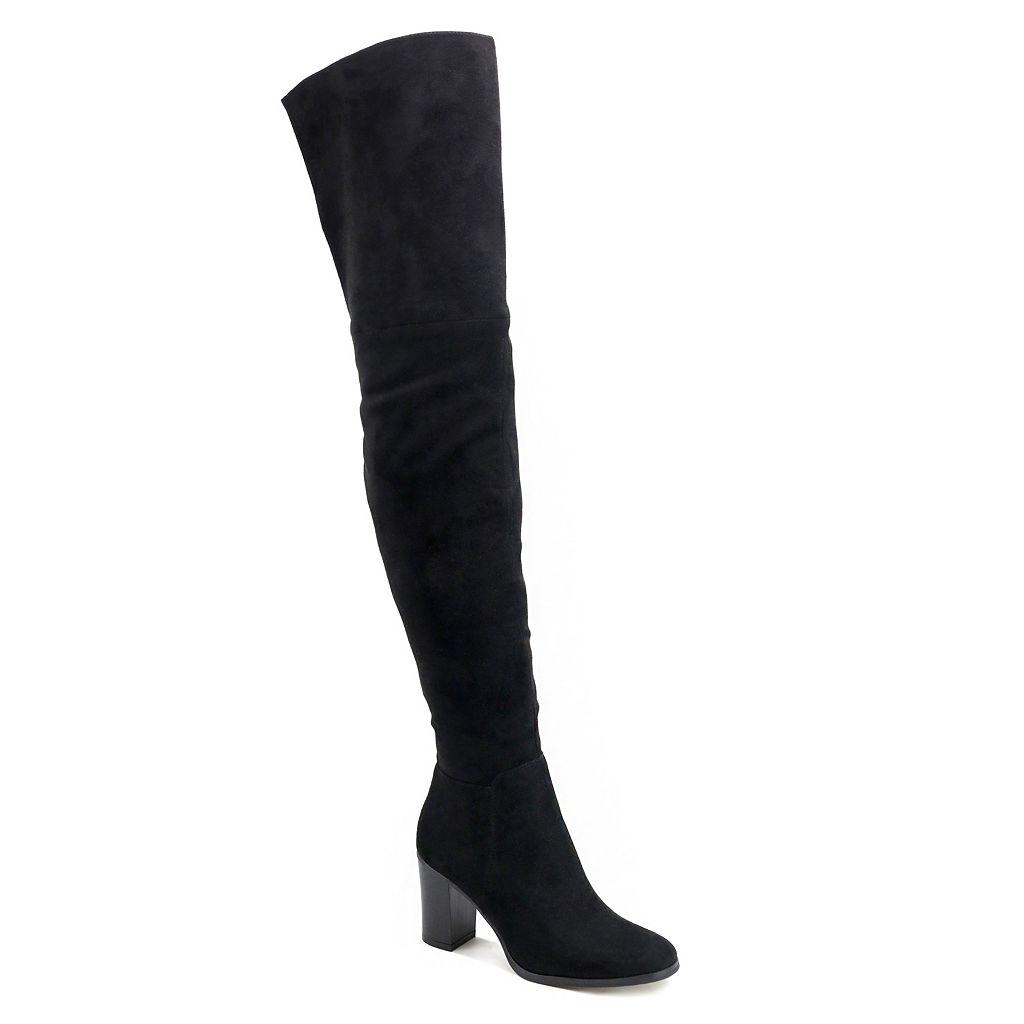 Olivia Miller Bergen Women's Over-The-Knee Boots