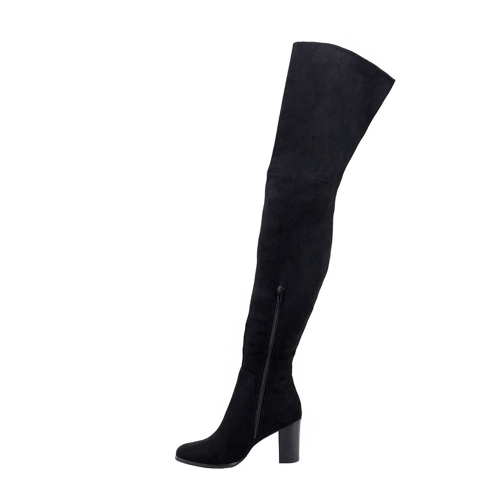 Olivia Miller Bergen Women's Over-The-Knee Boots