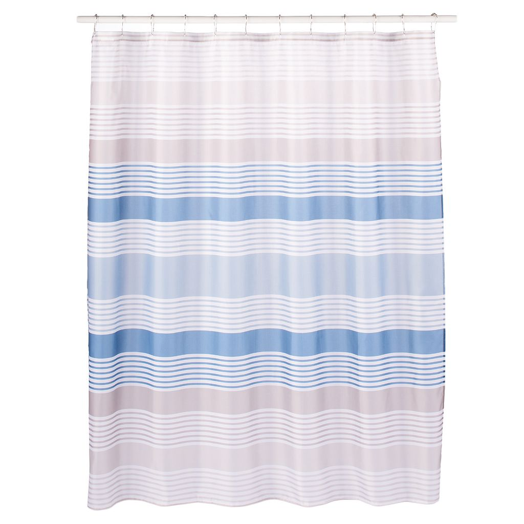 VCNY Hampton Stripe Bath Super Set