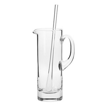 Krosno Bond 30-oz. Martini Pitcher with Stirring Stick