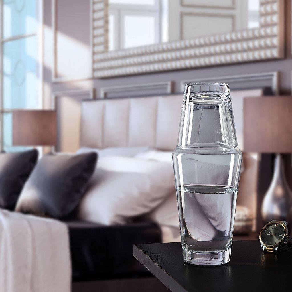 Krosno Hydro Bedside Water Carafe Set