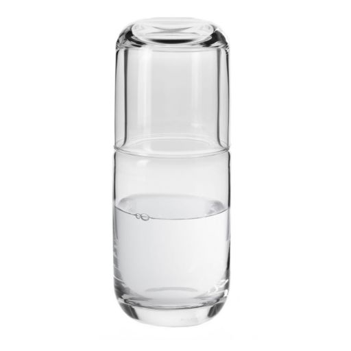 Krosno Quench Bedside Water Carafe Set