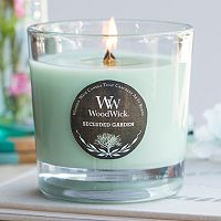 WoodWick Secluded Garden 10.5-oz. Candle Jar