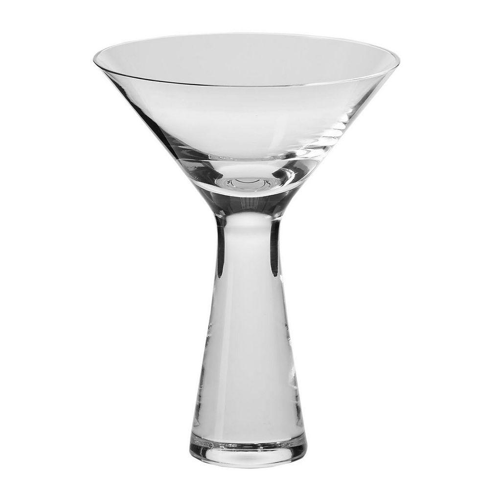 Krosno Kai 4-pc. Martini Glass Set