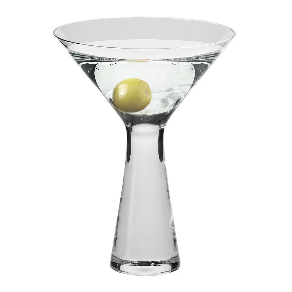 Krosno Kai 4-pc. Martini Glass Set
