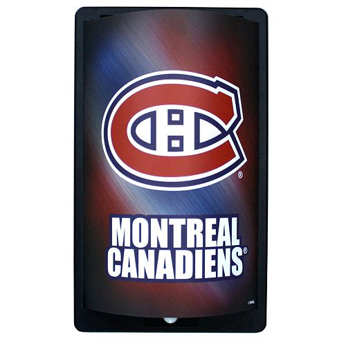 Montreal Canadiens MotiGlow Light-Up Sign
