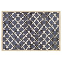 Couristan Five Seasons Sun Island Trellis Indoor Outdoor Rug