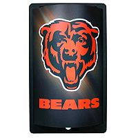 Chicago Bears MotiGlow Light-Up Sign