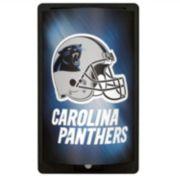 Carolina Panthers MotiGlow Light-Up Sign