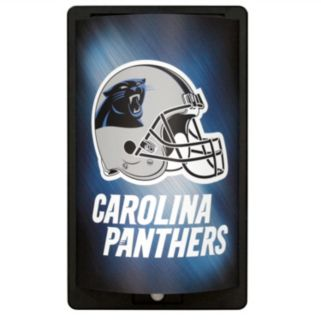 Carolina Panthers MotiGlow Light-Up Sign