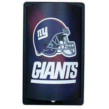 New York Giants MotiGlow Light-Up Sign