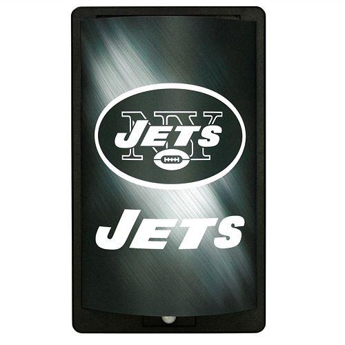 New York Jets MotiGlow Light-Up Sign
