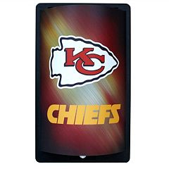 Kansas City Chiefs MotiGlow Light-Up Sign