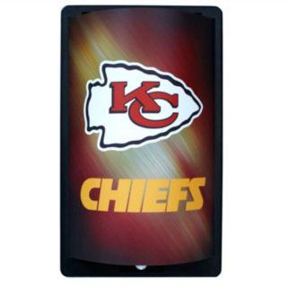 Kansas City Chiefs MotiGlow Light-Up Sign