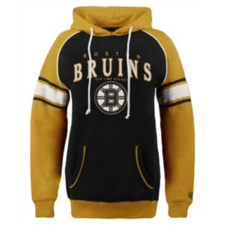 Women's Old Time Hockey Boston Bruins Breen Pullover Hoodie