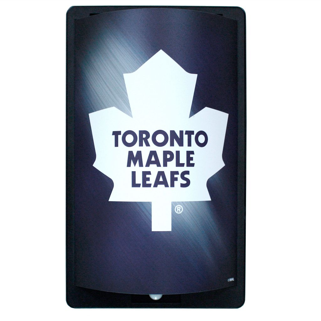 Toronto Maple Leafs MotiGlow Light-Up Sign