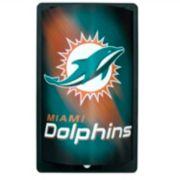 Miami Dolphins MotiGlow Light-Up Sign