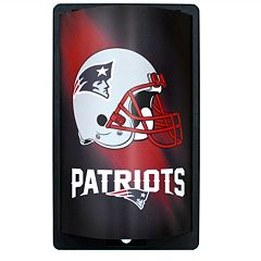New England Patriots MotiGlow Light-Up Sign